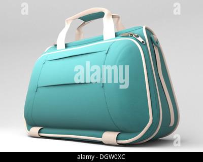 Sport bag - Stock Photo