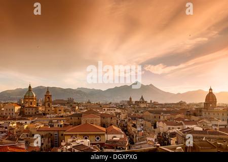 Palermo, Sicily - Stock Photo