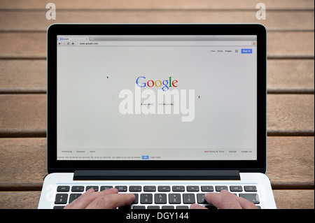 how to change google background on macbook