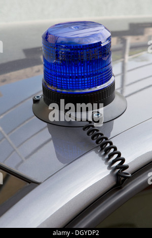 Police roof lights