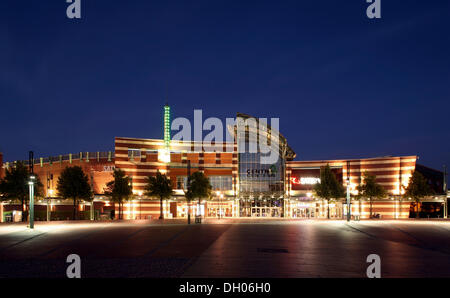 Centro shopping centre, Oberhausen, Ruhr district, North Rhine-Westphalia - Stock Photo