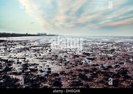 cleethorpes lincolnshire - Stock Photo