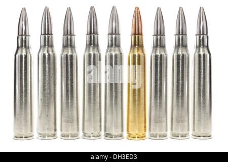 The Unique Bullet - Stock Photo