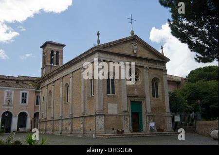 Italy. Europa. Lazio. Roma ancient Ostia castle Pope Giulio II - Stock Photo