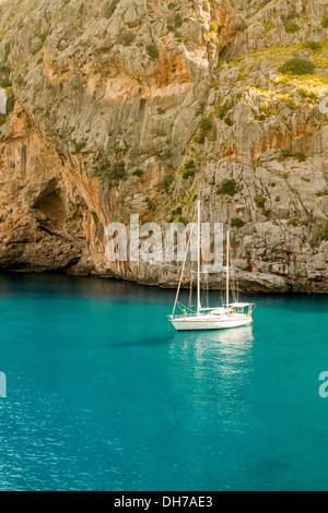 Torrent de Pareis, Sa Calobra, Mallorca - Stock Photo