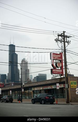 Manny S Coffee Shop In Chicago Restaurant Restaurants