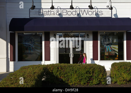 Bath And Body Works Store In The Mall Of America Bloomington Stock Photo 50587523