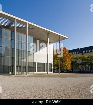 PINAKOTHEK DER MODERNE, München - Stock Photo