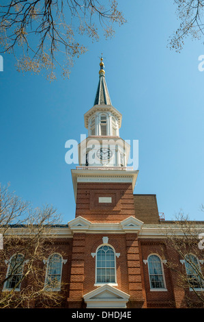 Alexandria City Hall, Old Town, Alexandria, Virginia, United States of America, North America - Stock Photo