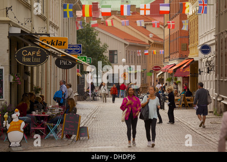 Gothenburg, Sweden, Scandinavia, Europe - Stock Photo