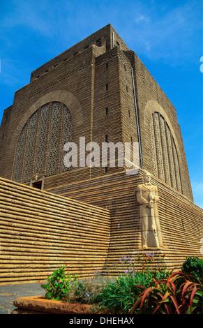 Voortrekker Monument, Pretoria, South Africa - Stock Photo