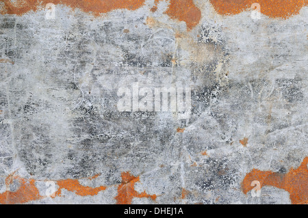 rusty tin - Stock Photo