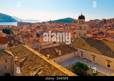 Croatia dubrovnik old town franciscan monastery - The house in the old franciscan tower ...