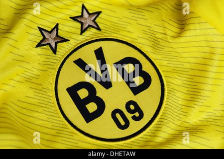 Borussia Dortmund Club Badge - Stock Photo