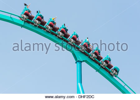 Toronto: Leviathan roller coaster at Canada's Wonderland ...