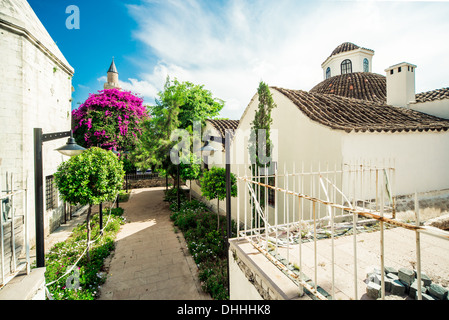 Turkish houses - Stock Photo