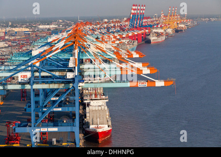 bremen bremerhaven port stock photo 29982385 alamy. Black Bedroom Furniture Sets. Home Design Ideas