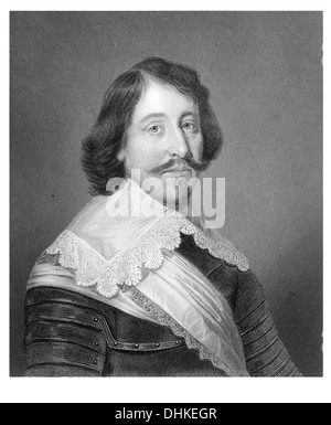 Archibald Campbell, 1st Marquess of Argyll, 8th Earl of Argyll, chief of Clan Campbell, (March 1607 – 27 May 1661) - Stock Photo