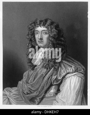 graham of claverhouse viscount dundee artist lely - Stock Photo