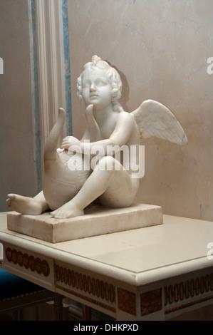 Playing Angel - Stock Photo