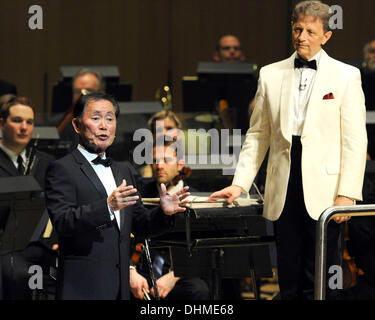 George Takei host of the Toronto Symphony Orchestra's Sci-Fi
