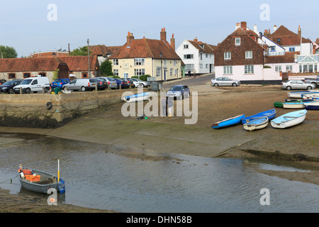 Emsworth Harbour, Hampshire - Stock Photo