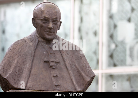 Cardinal Frings Monument - Stock Photo