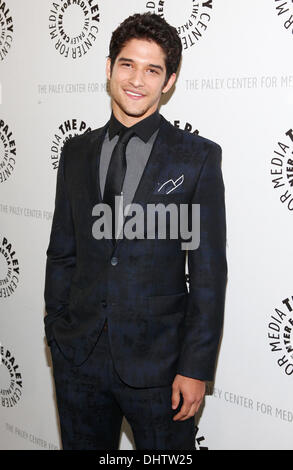 Tyler Posey at arrivals for TEEN WOLF Premiere Party ...