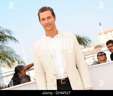 Matthew McConaughey  'Mud' photocall during the 65th annual Cannes Film Festival Cannes, France - 26.05.12