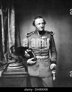Ludwig I of Bavaria - Stock Photo