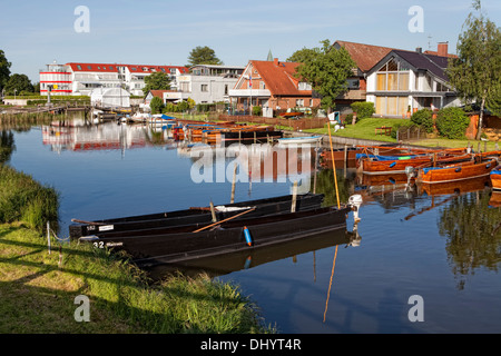 Steinhuder Meer Nature Park, Steinhude Sea, Steinhude, Wunstorf, Lower Saxony, Germany, Europe,