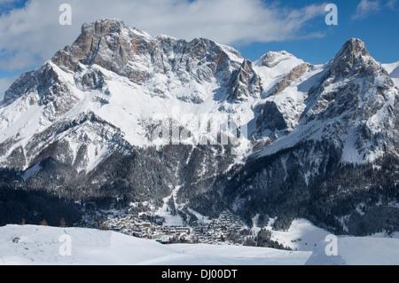 San Martino di Castrozza, Trentino alto Adige, Dolomites, Italy. - Stock Photo
