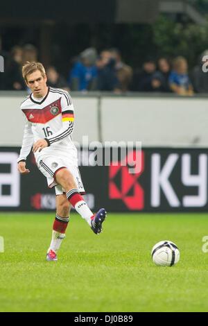 Philipp Lahm (GER), NOVEMBER 15, 2013 - Football / Soccer : International friendly match between Italy 1-1 Germany - Stock Photo