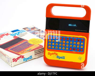 speak and spell instructions