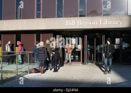 Bill Bryson: The accidental chancellor | Education | The ...