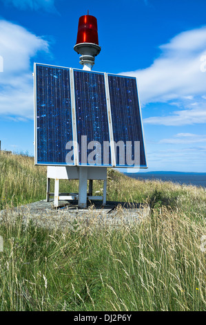 dh Solar panel ENERGY UK Electricity for Fair Isle lighthouse cell ...