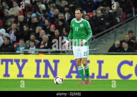 London, Germany. 19th Nov, 2013. Germany's Heiko Westermann during the soccer international match England vs Germany - Stock Photo
