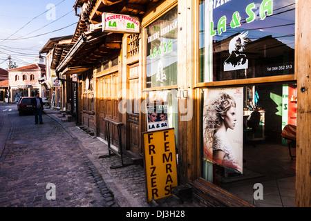 Old Bazaar, Gjakova - Stock Photo