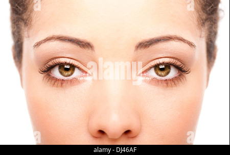 Windows to the soul - Stock Photo