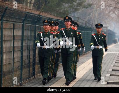 Beijing, CHINA, China. 22nd March, 2013. The North Korean ...