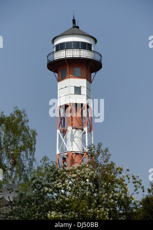Lighthouse Tinsdal - Stock Photo