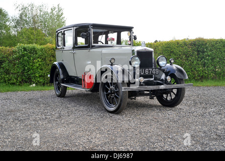 Morris Cowley Vintage British classic car of the 1920s and 30s - Stock Photo