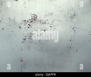 Waisted interior in bright old room - Stock Photo