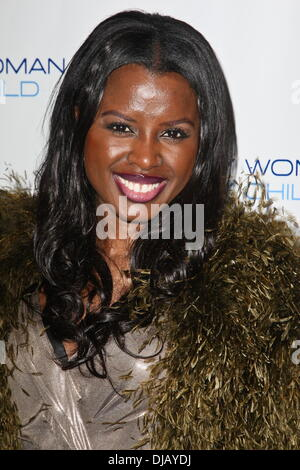 June Sarpong United Nations Every Woman Every Child Dinner 2012 held at The Museum of Modern Art in Midtown, Manhattan. - Stock Photo