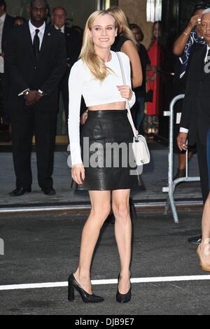 Diane Kruger Mercedes-Benz Fashion Week New York Spring ...