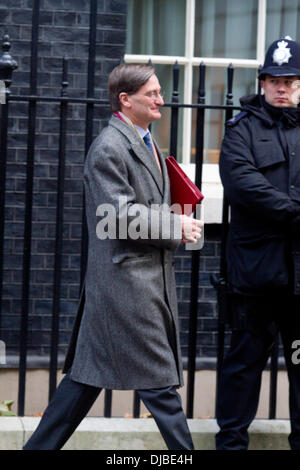 Westminster, London, UK. 26th November 2013. Attorney General Dominic Grieve QC and MP leaves after attending  the - Stock Photo