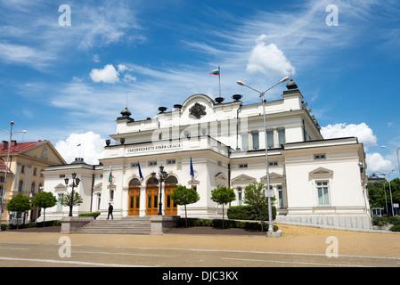 The National Assembly, Sofia, Bulgaria - Stock Photo