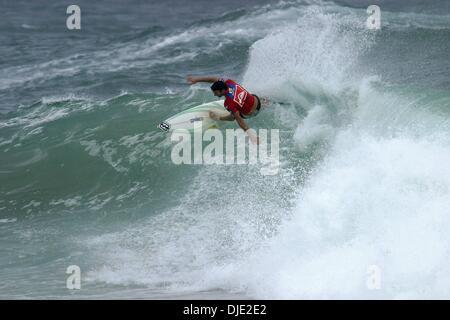 Mar 05, 2004; Snapper Rocks, Queensland, Australia; Association of Surfing Professionals (ASP) World Championship - Stock Photo