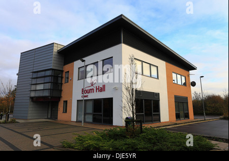 Bourn Hall fertility clinic at Wymondham in Norfolk. - Stock Photo