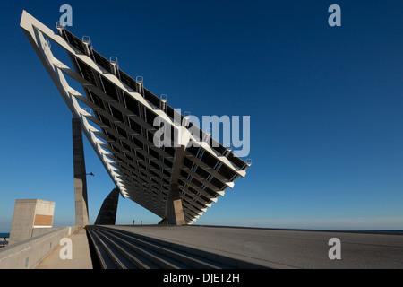 Solar Panel, Parc del Forum, Barcelona